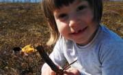 Barn og skarpe redskaper